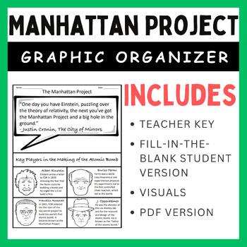 Manhattan Project: Graphic Organizer