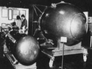 Manhatten project, end of world war two