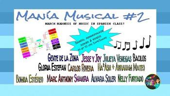 Manía Musical #2 {2018}