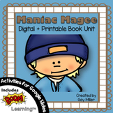 Maniac Magee [Jerry Spinelli] Book Unit