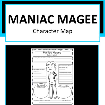 Maniac Magee Character Map