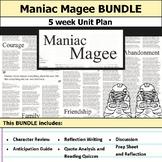 Maniac Magee Novel Study