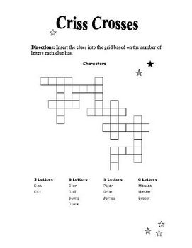 Maniac Magee: 36 PAGES OF WORD PUZZLES—Fun & Educational!