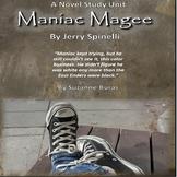 Maniac Magee: A Novel Study Unit