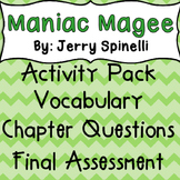 Maniac Magee Novel Guide