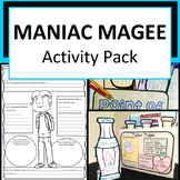 Maniac Magee Activity Pack