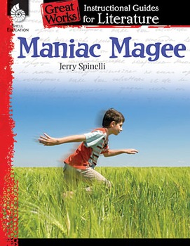 Maniac Magee: An Instructional Guide for Literature (Physical book)