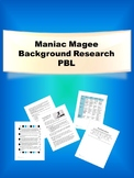 Maniac Magee Background Research PBL