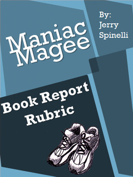 Maniac Magee Book Report Rubric