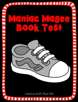 Maniac Magee Book Test