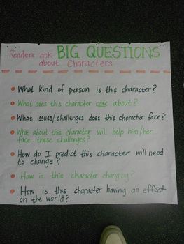 Maniac Magee Character Study