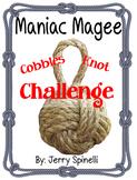 Maniac Magee Cobble's Knot Fun Activity