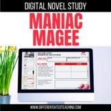 Maniac Magee Digital Novel Study