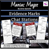 Maniac Magee: Evidence Marks and Chat Station Bundle!