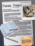 Maniac Magee Hyperlinked PDF