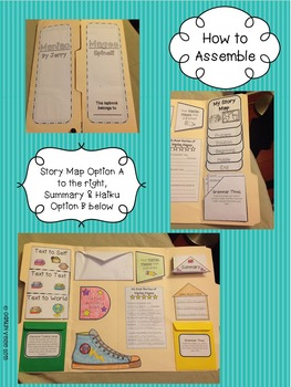 Maniac Magee Lapbook for Novel Study