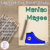 Maniac Magee Lapbook for Novel Study
