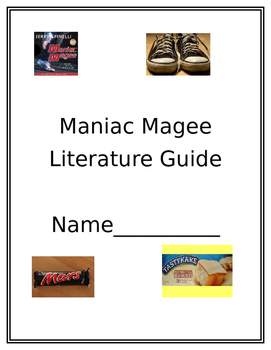 Maniac Magee Lit Guide