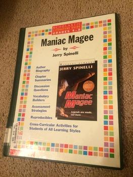 Maniac Magee Literature Guide