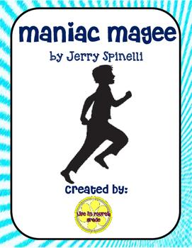 Maniac Magee Literature Unit