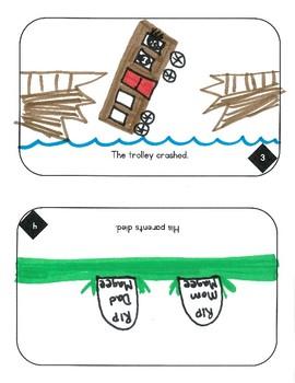Maniac Magee Modified Book (Kindergarten Level) Part 1 of 12