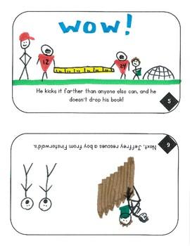 Maniac Magee Modified Book (Kindergarten Level) Part 3 of 12