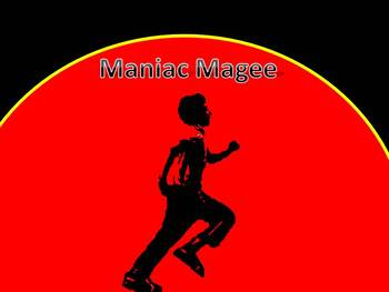 Maniac Magee Novel Study 100+ pages