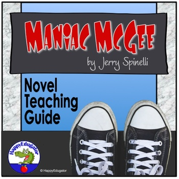 Maniac Magee Novel Study and Literature Guide