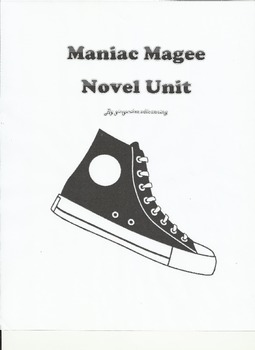 Maniac Magee Novel Unit