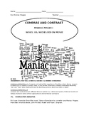 Maniac Magee Novel vs. Movie