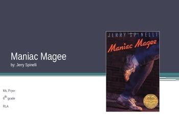 Maniac Magee PPT