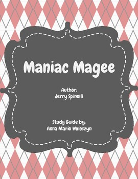 Maniac Magee Part III Guide