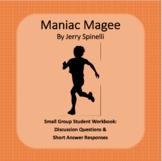 Maniac Magee Small Group Workbook