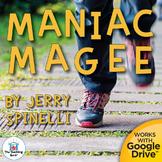 Maniac Magee Novel Study Book Unit