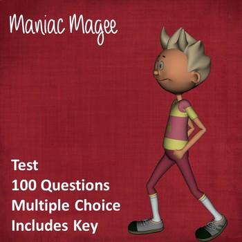 Maniac Magee Test (NEW!)