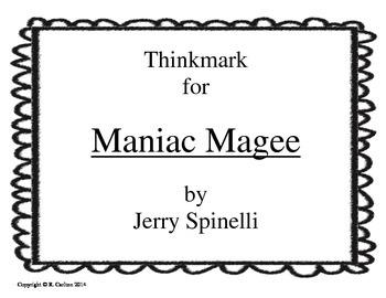 Maniac Magee Thinkmark