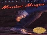 Maniac Magee Unit Power Point