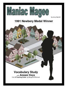 Maniac Magee Vocabulary Study