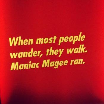 Maniac Magee iMovie Trailer