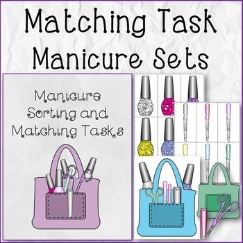 MATCHING TASKS Manicure Sets