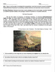 Manifest Destiny Activity Worksheet CCLS