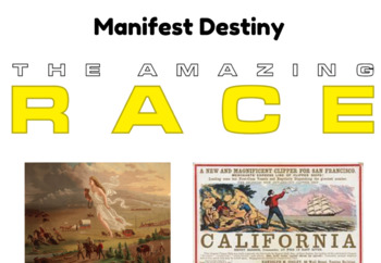 Manifest Destiny - Amazing Race