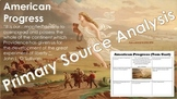 Manifest Destiny - American Progress Analysis