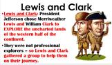 Manifest Destiny / Lewis and Clark BUNDLE - pt. 2