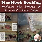 """Manifest Destiny - Analyzing John Gast's """"American Progres"""
