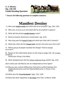 Manifest Destiny-Chp.3,Sec.3