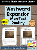 Manifest Destiny- Going West Critical Thinking