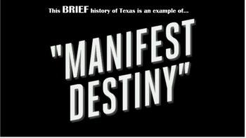 Manifest Destiny, Gold Rush, Mexican American War - pt. 3