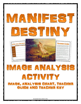 Manifest Destiny - Image Analysis Activity (Image Analysis
