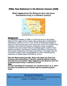 Manifest Destiny: Mexican Session compare & contrast w/Arizona Territorial gains
